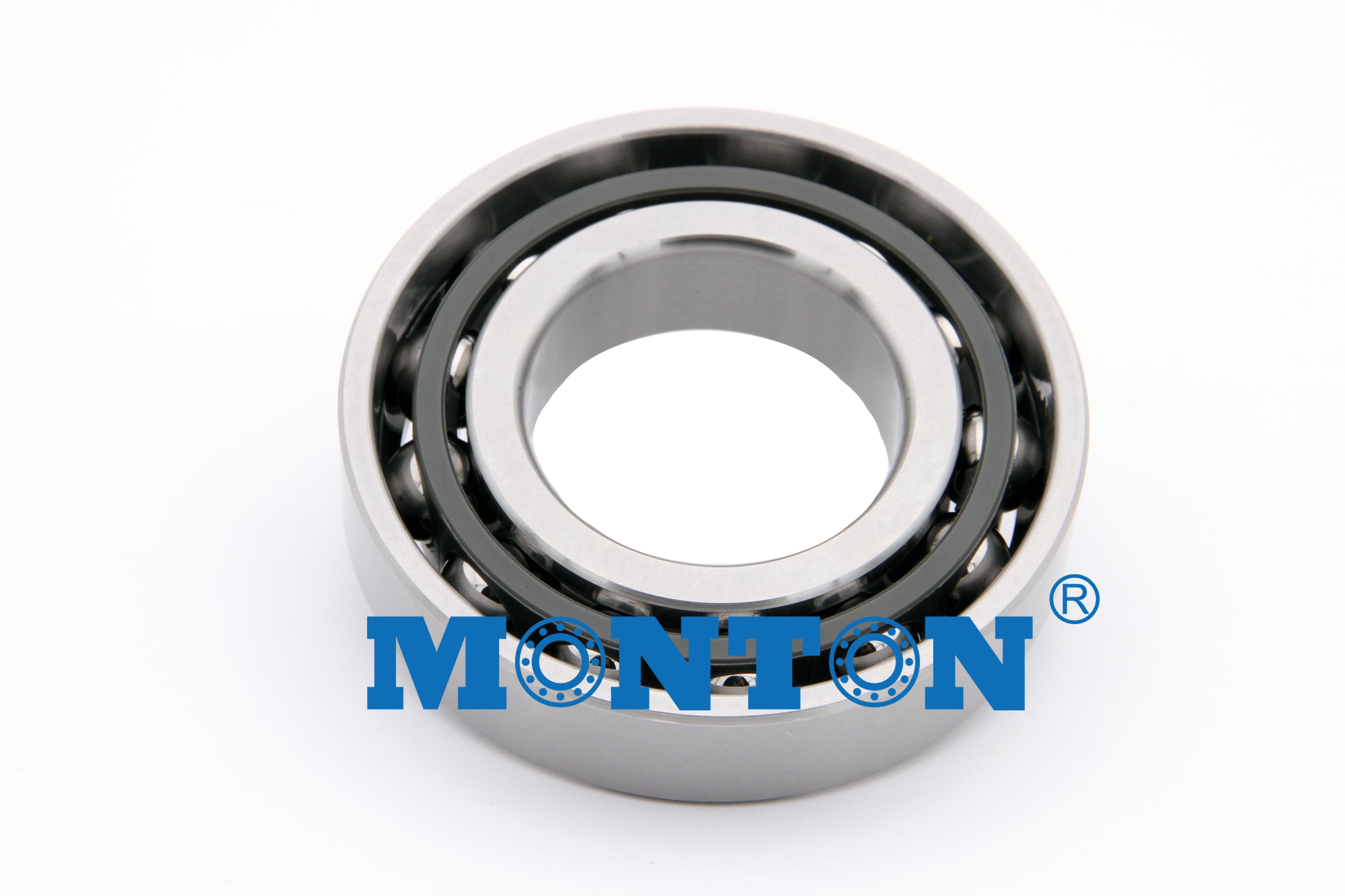 7208CTDULP4 Single Row Angular Contact Ball Bearing
