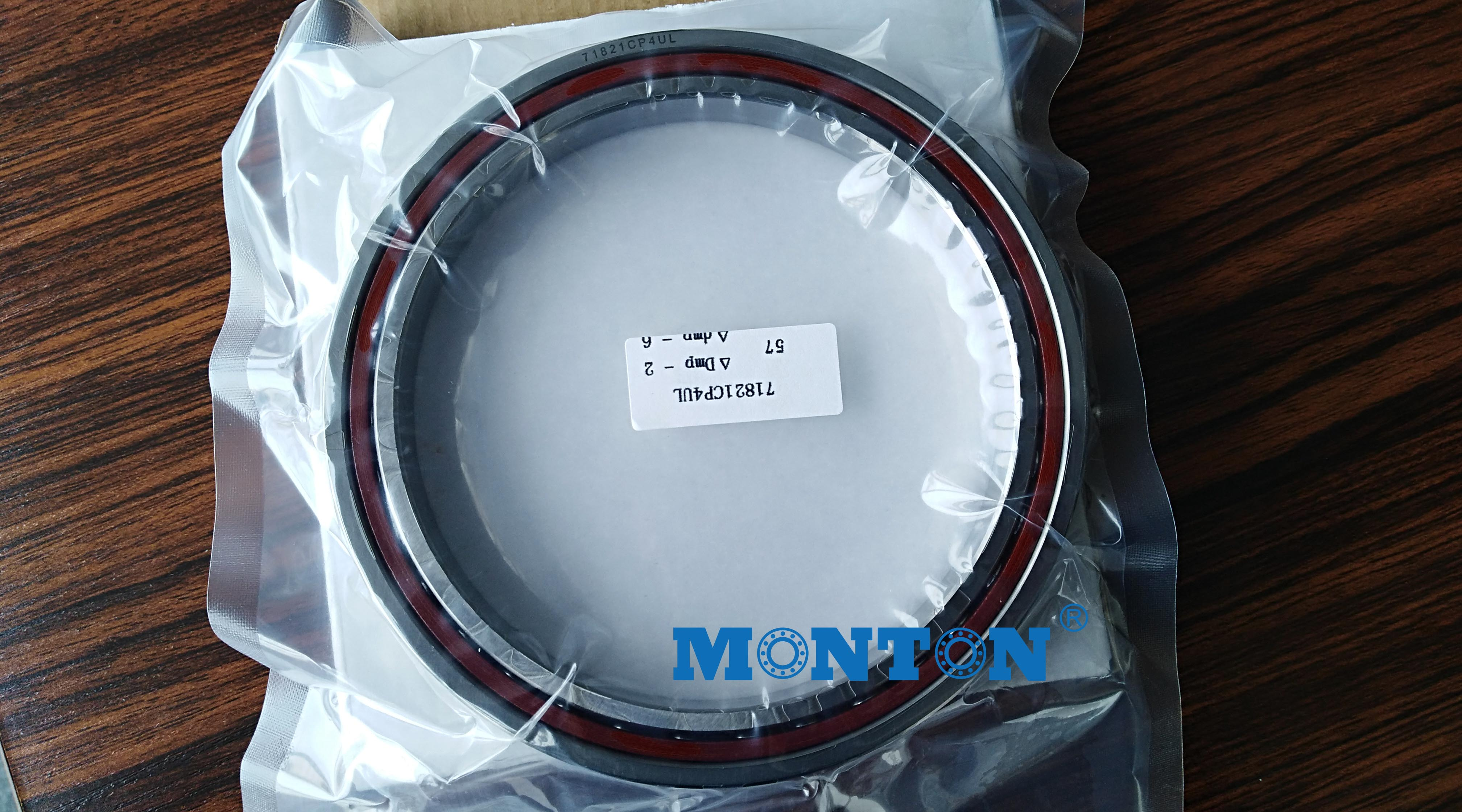 71821CP4SUL  high speed high precision ceramic spindle ball bearing