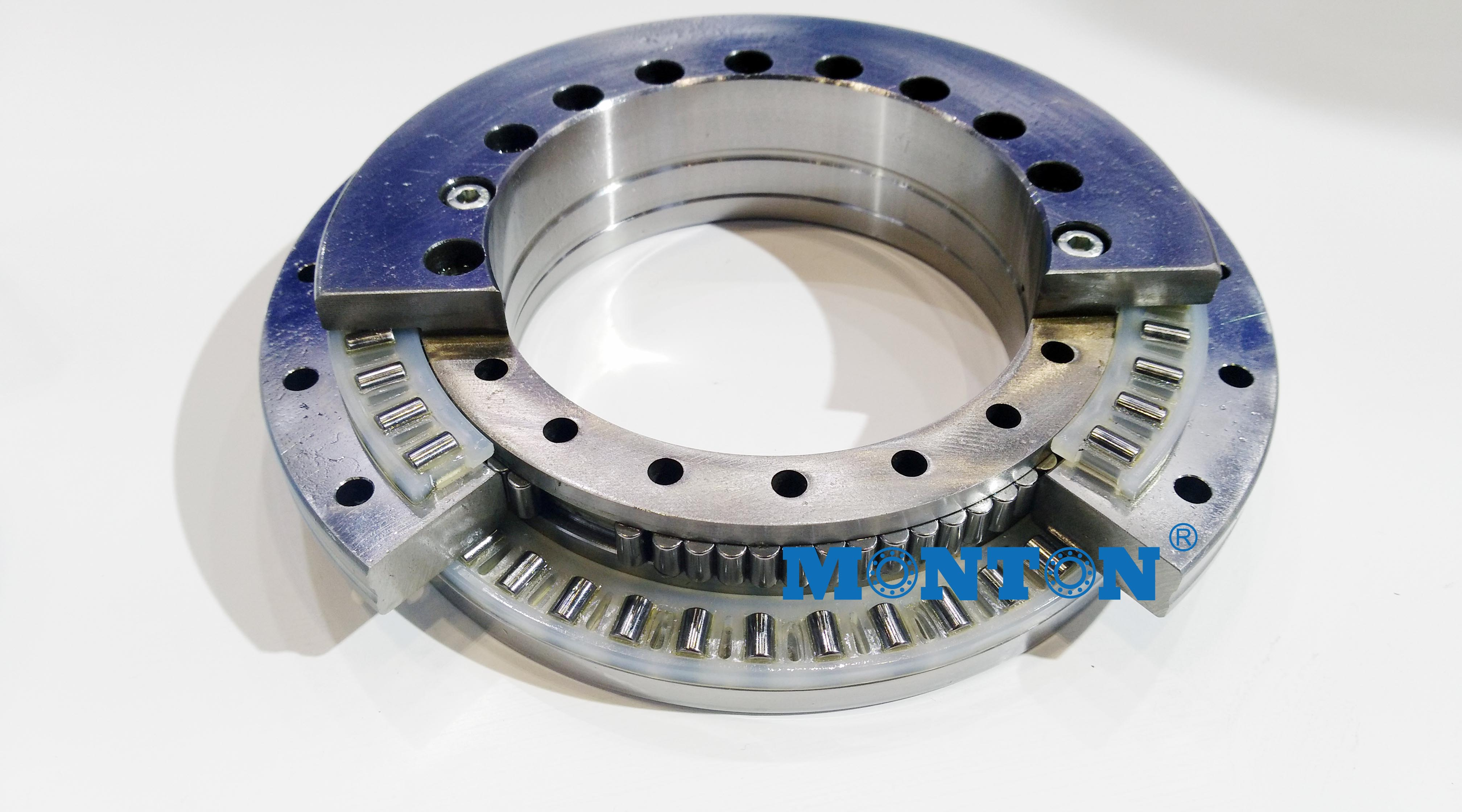 YRTM325P4 Rotary table bearing with angle measuring system  manufacturer