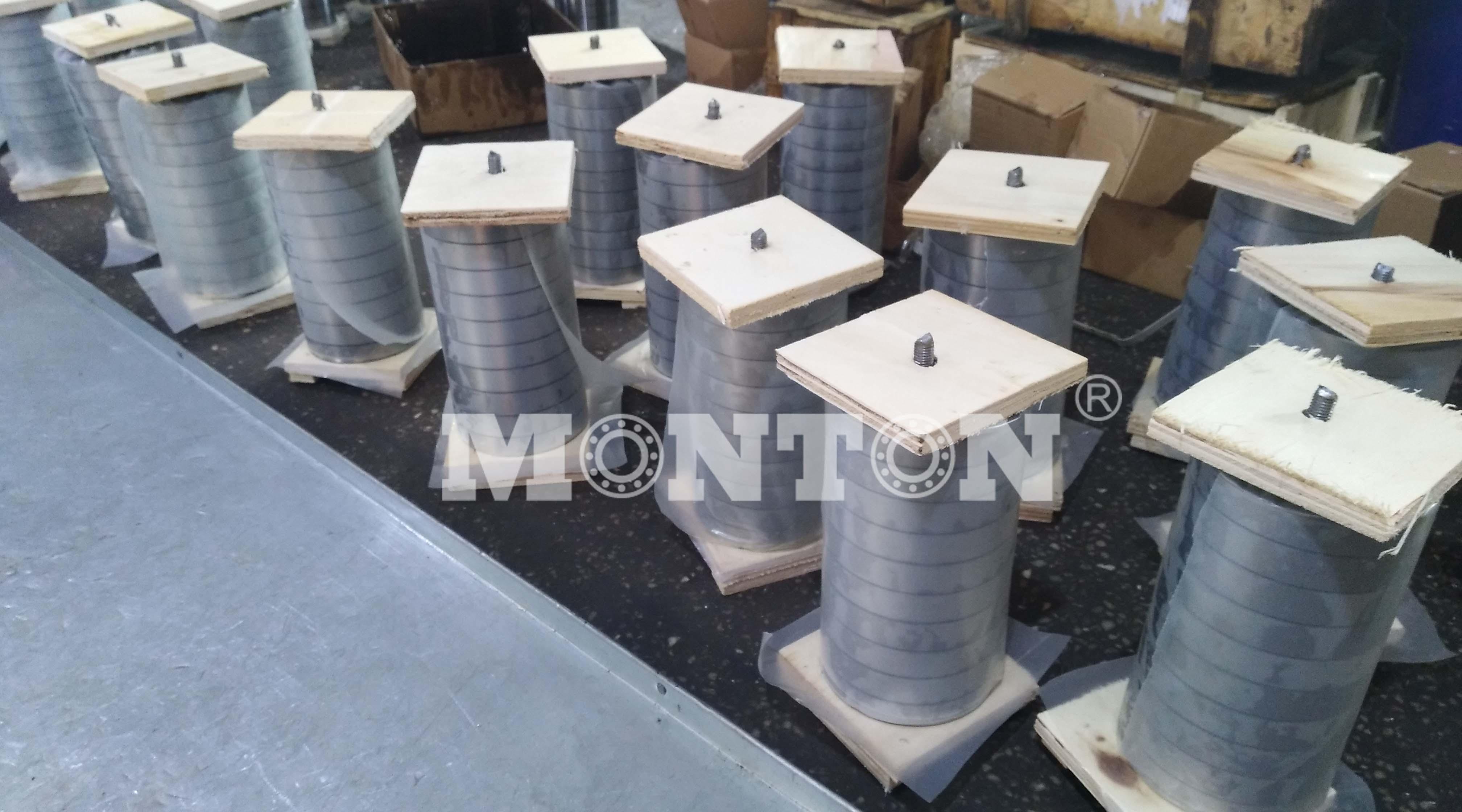 ДР-240.240 mud lubricated thrust bearings for downhole motors/downhole motors bearings