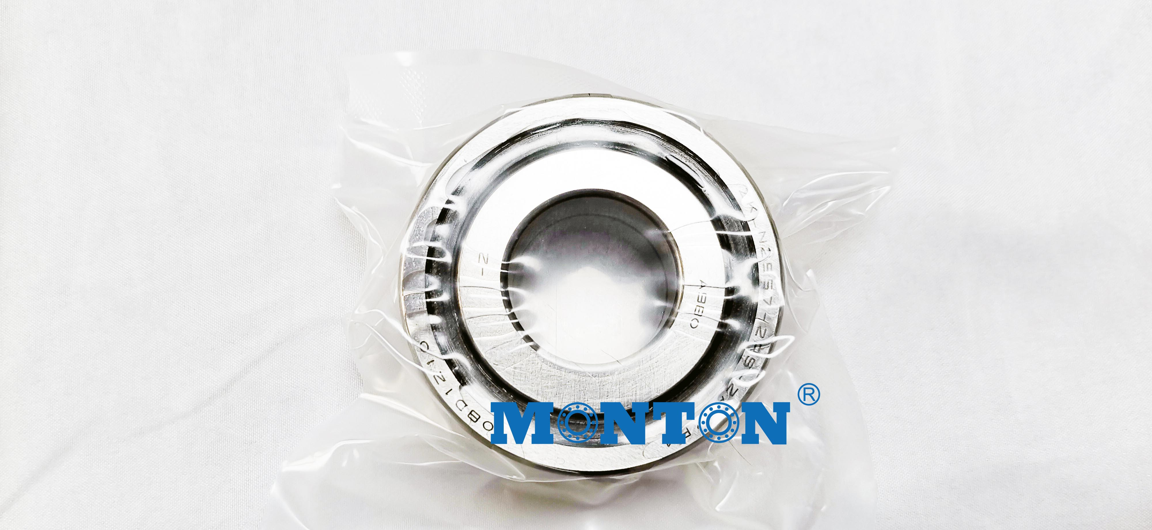 ZKLN2557-2RS-2APP4 Axial angular contact ball bearings