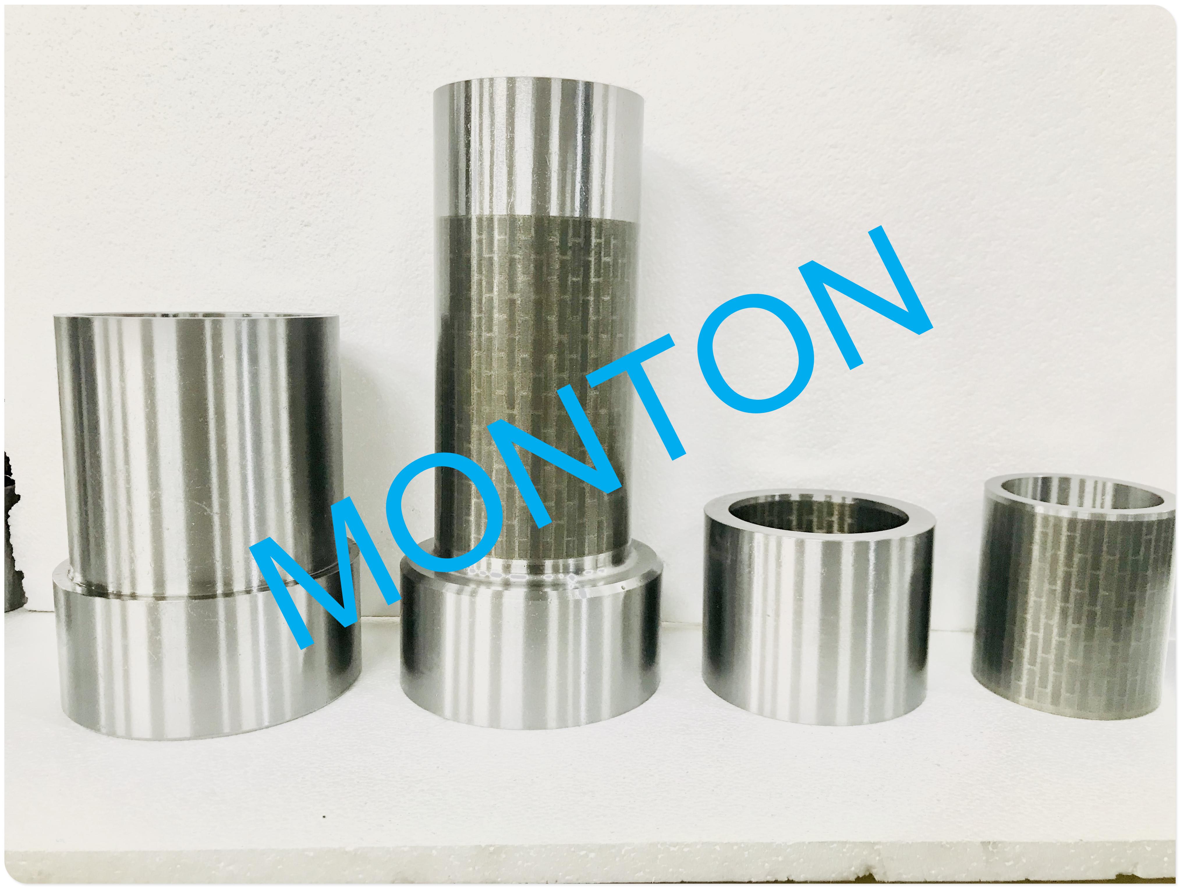 Hard alloy inner bottom Radial bearing for downhole drilling motors