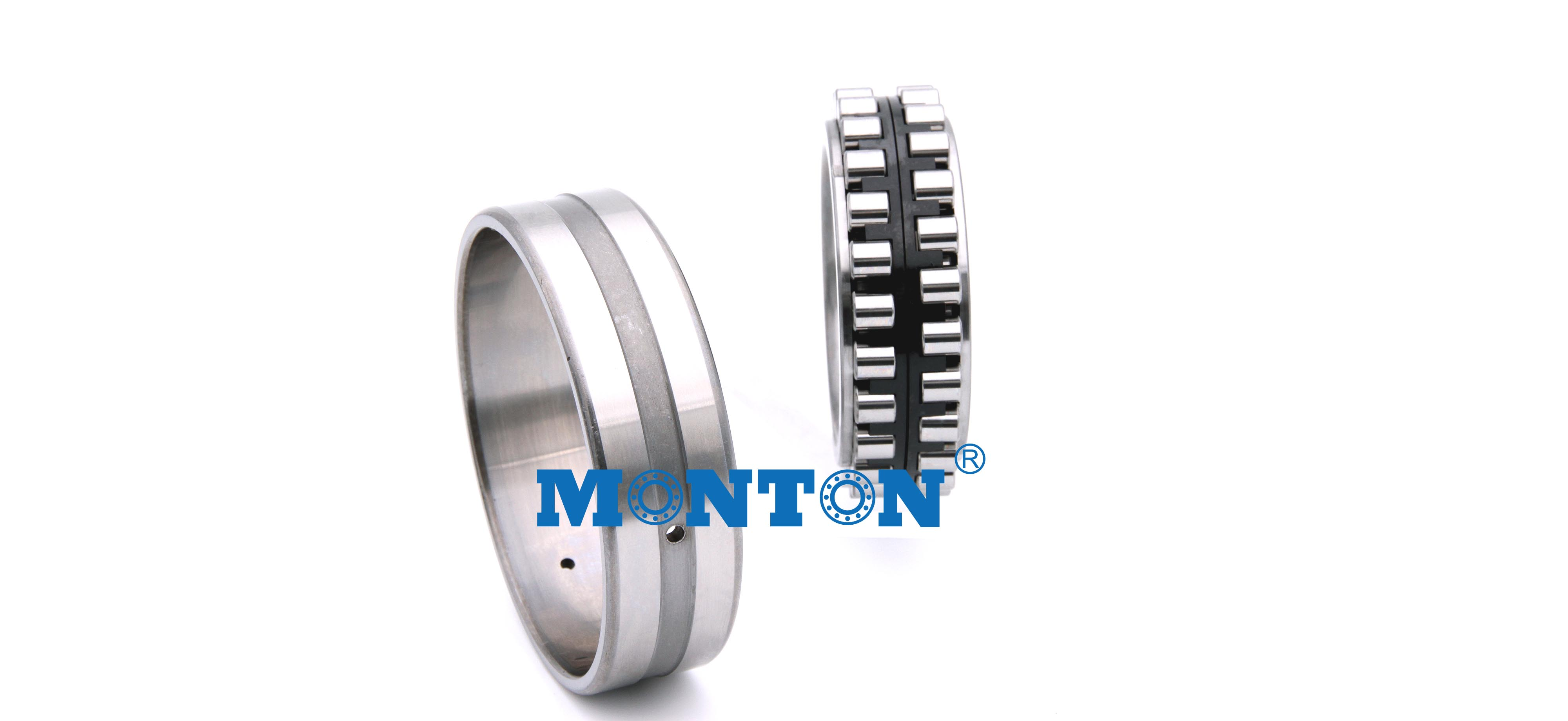 NN3012KW33/P5 Double row cylindrical roller bearing