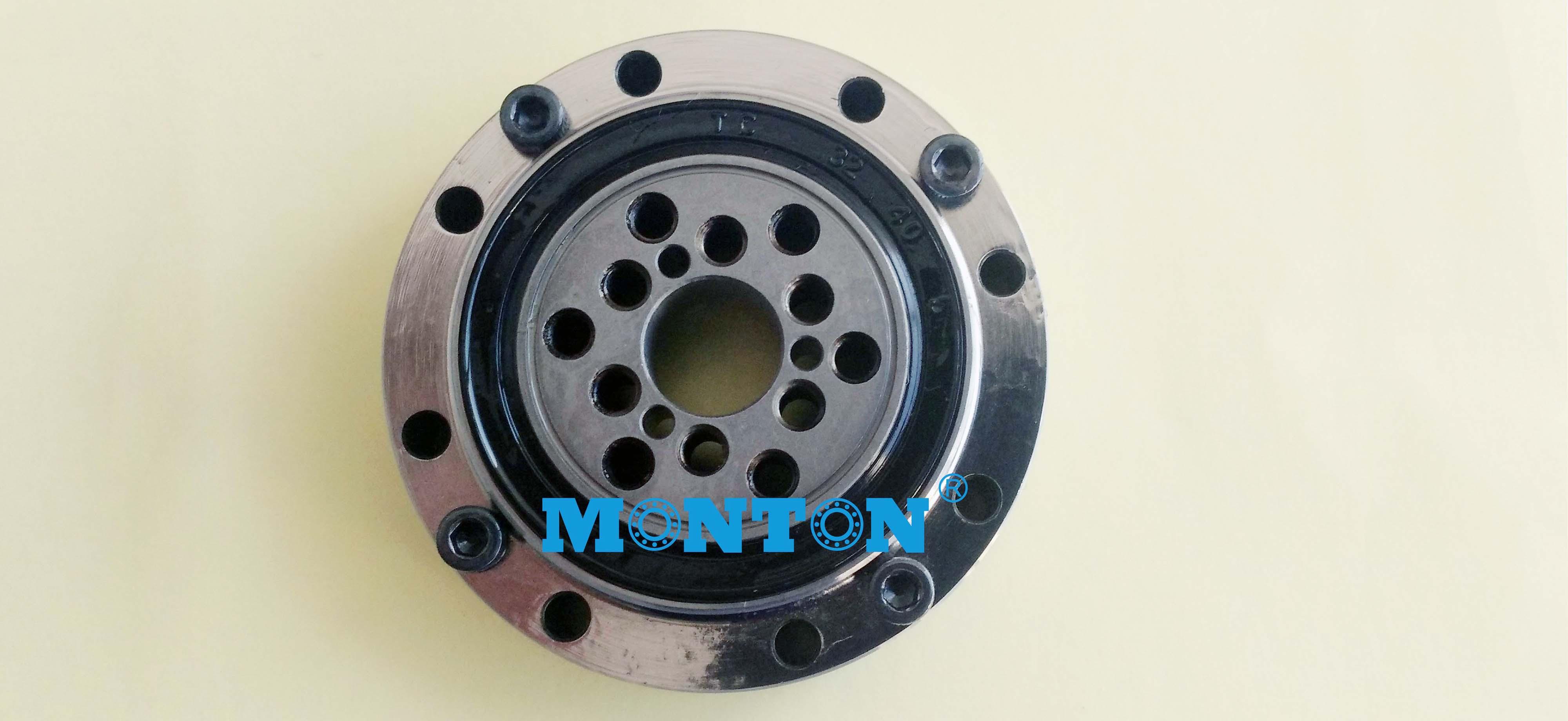 CSF14-3516 9*55*16.5mm Harmonic drive crossed roller bearing