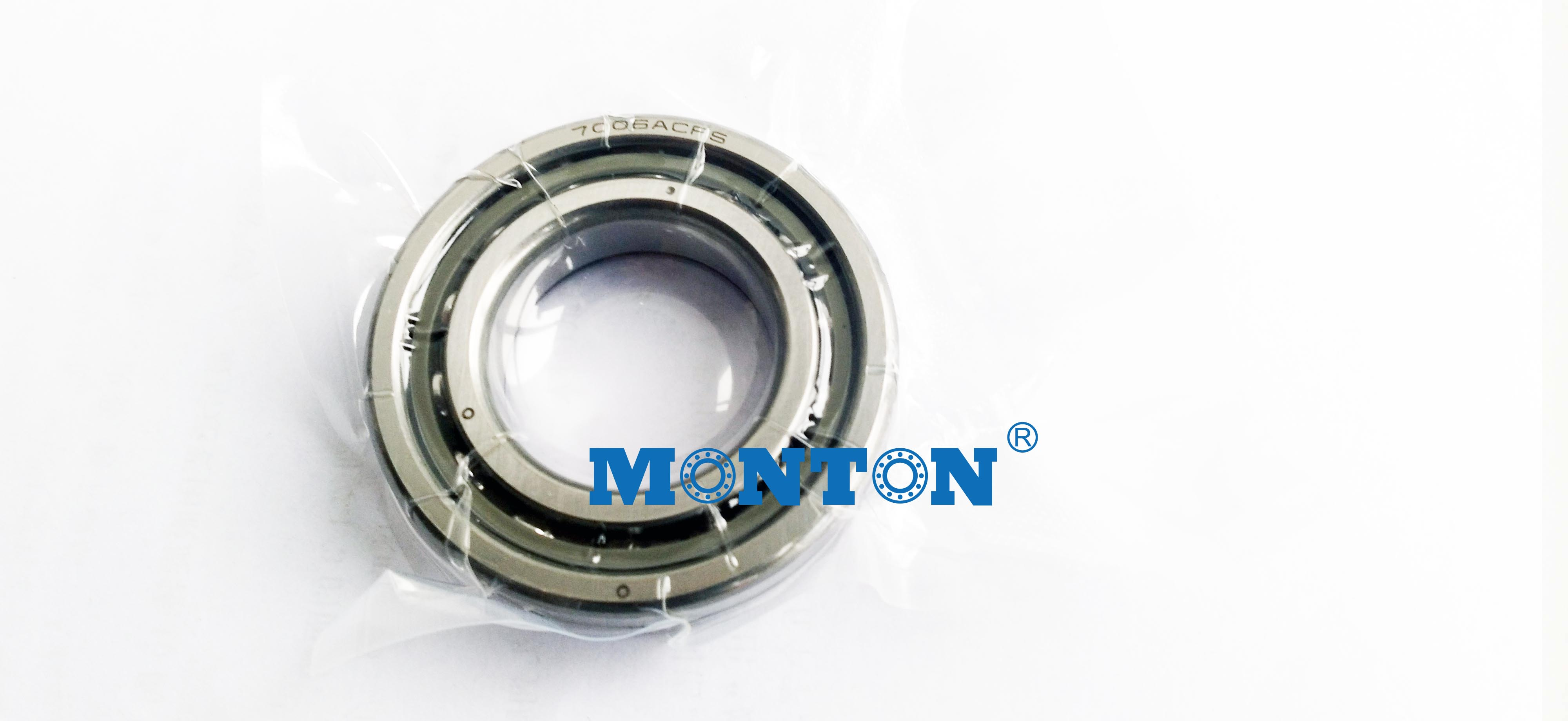 7205 ACDP4ADGA Super Precision Angular Contact Bearing - 25 mm ID, 52 mm OD, 15 mm Width, 25 ° Contact, ABEC 7