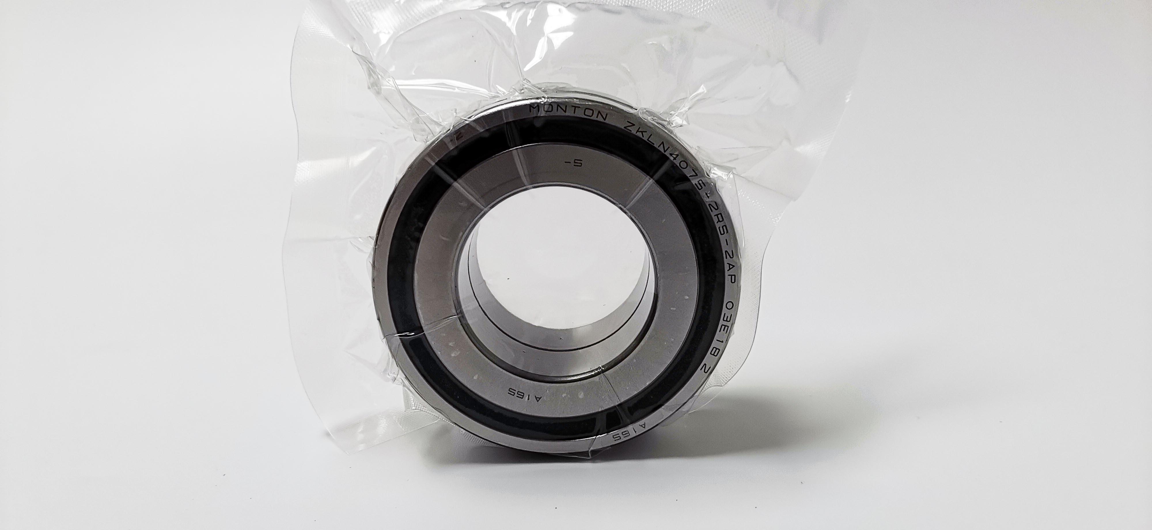 ZKLN4075-2RS-2AP 40*75*68mm Thrust Angular Contact Ball Bearing