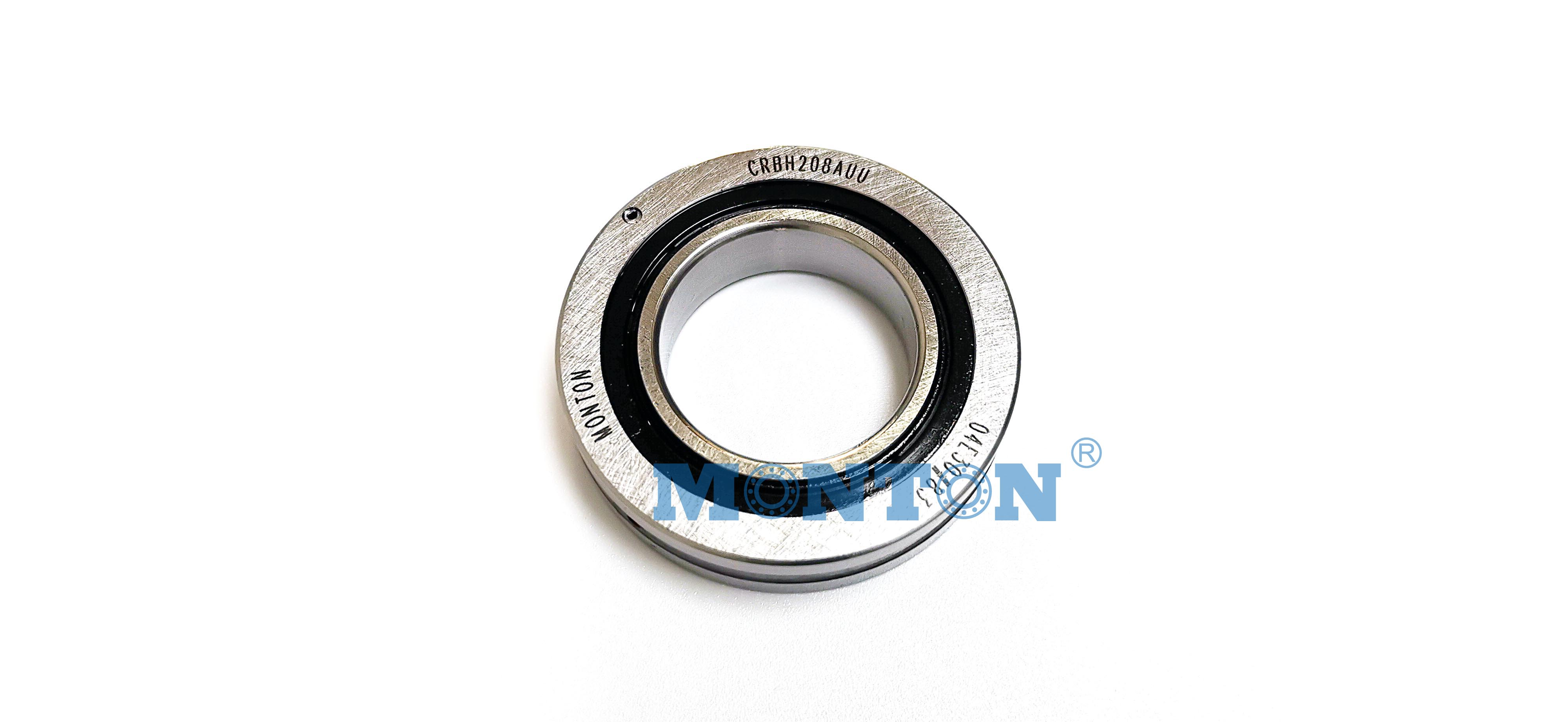 CRBH208AUU 20*36*8mm Super slim crossed roller bearing for compact surveillance camera