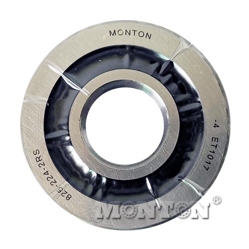 Servo motor bearing